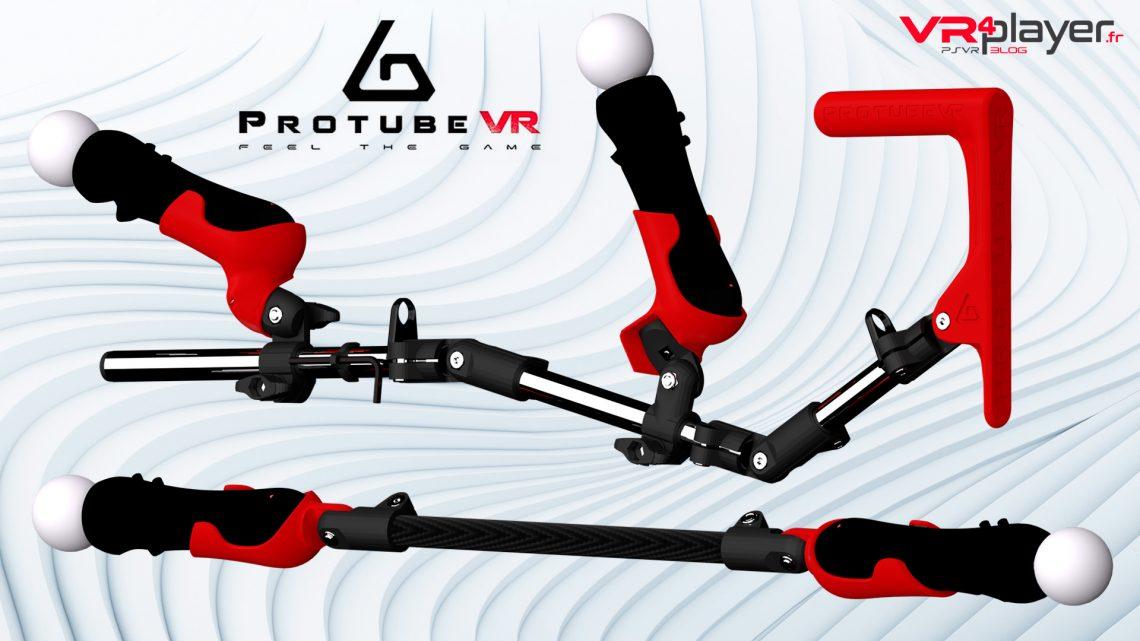 ProTubeVR Accessoires PSVR PS Move PlayStation VR Double sabre Beat Saber VR4Player