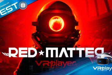 PlayStation VR : Red Matter, votre matière grise en test sur PSVR