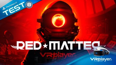 Red Matter Vertical Robot PSVR PlayStation VR VR4player