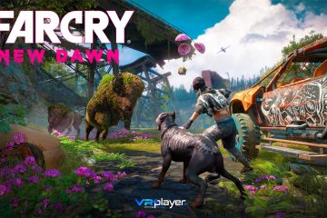 PlayStation 4, PS4 : Ubisoft annonce Far Cry New Dawn