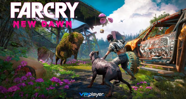 Far Cry New Dawn PS4 VR4player.fr