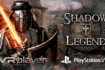 PlayStation VR : Les développeurs de Mervils confirment Shadow Legend sur PSVR