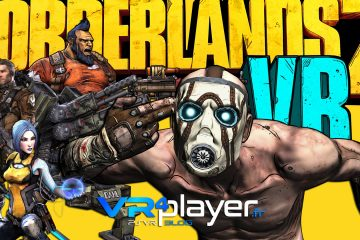 PlayStation VR : Borderlands 2 VR arrive en exclu temporaire PSVR !