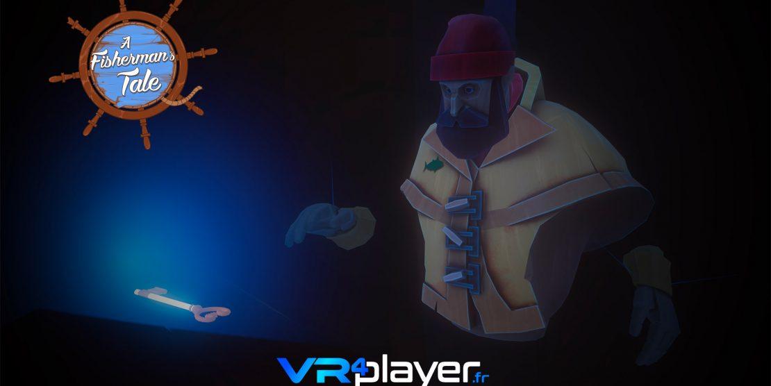 PlayStation VR : A Fisherman's Tale, sa date de sortie révélée sur PSVR