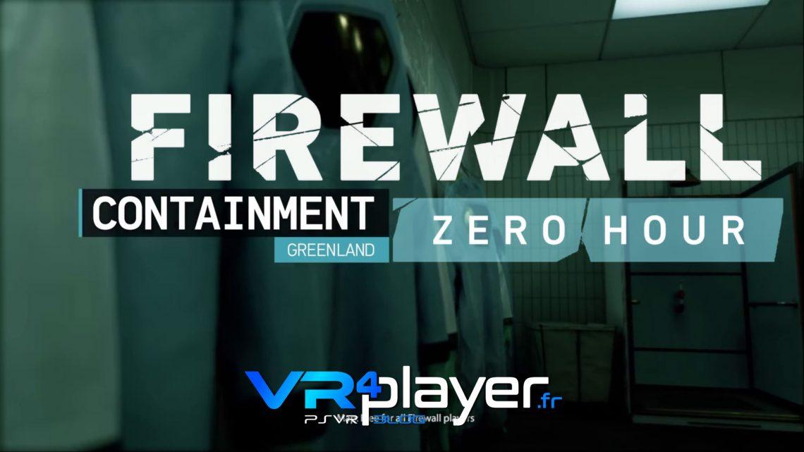 une nouvelle map pour le DLC 3 de Firewall Zero Hour sur PSVR - vr4player.fr