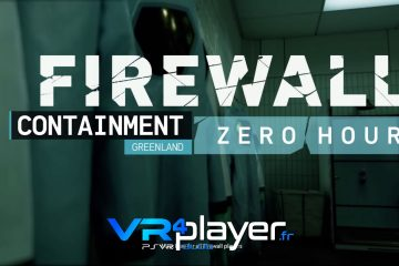 PlayStation VR : Firewall Zero Hour, enfin une nouvelle map en DLC !