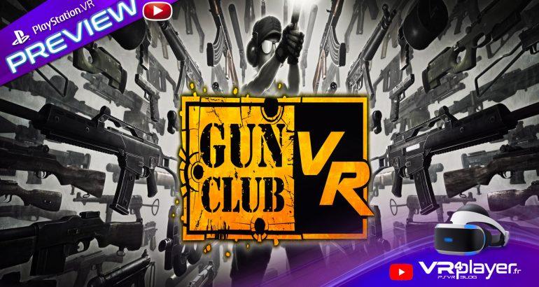 Gun Club VR PlayStation VR, PSVR