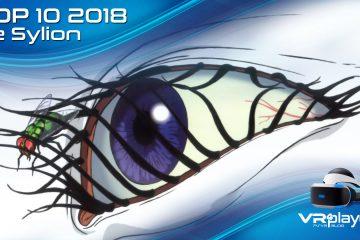 PlayStation VR : le Top 10 des jeux PSVR en 2018 par Sylion