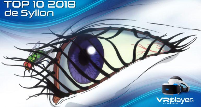 Le top 10 de Sylion sur les jeux PSVR en 2018 - vr4player.fr