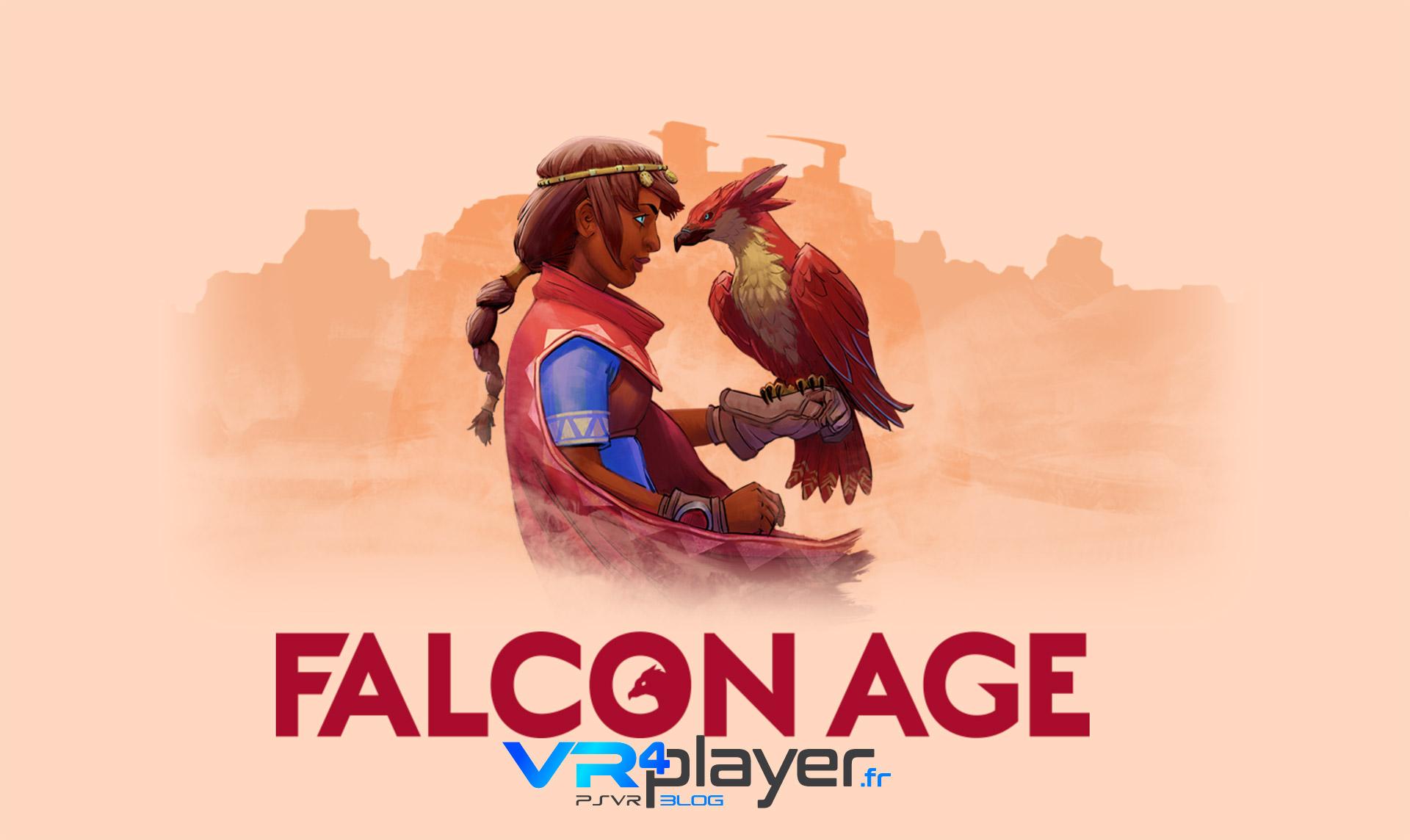 Falcon Age PlayStation VR PSVR VR4player.fr