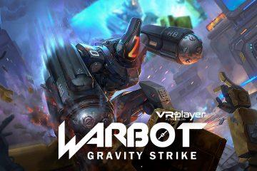 PlayStation VR : WarBot Gravity Strike, rien à voir avec Astro Bot sur PSVR !