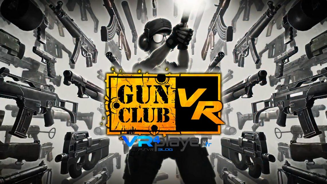 Gun Club VR PlayStation VR, PSVR
