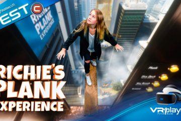 PlayStation VR : Test, Richie's Plank Experience vaut-il ses 13 euros sur PSVR ?