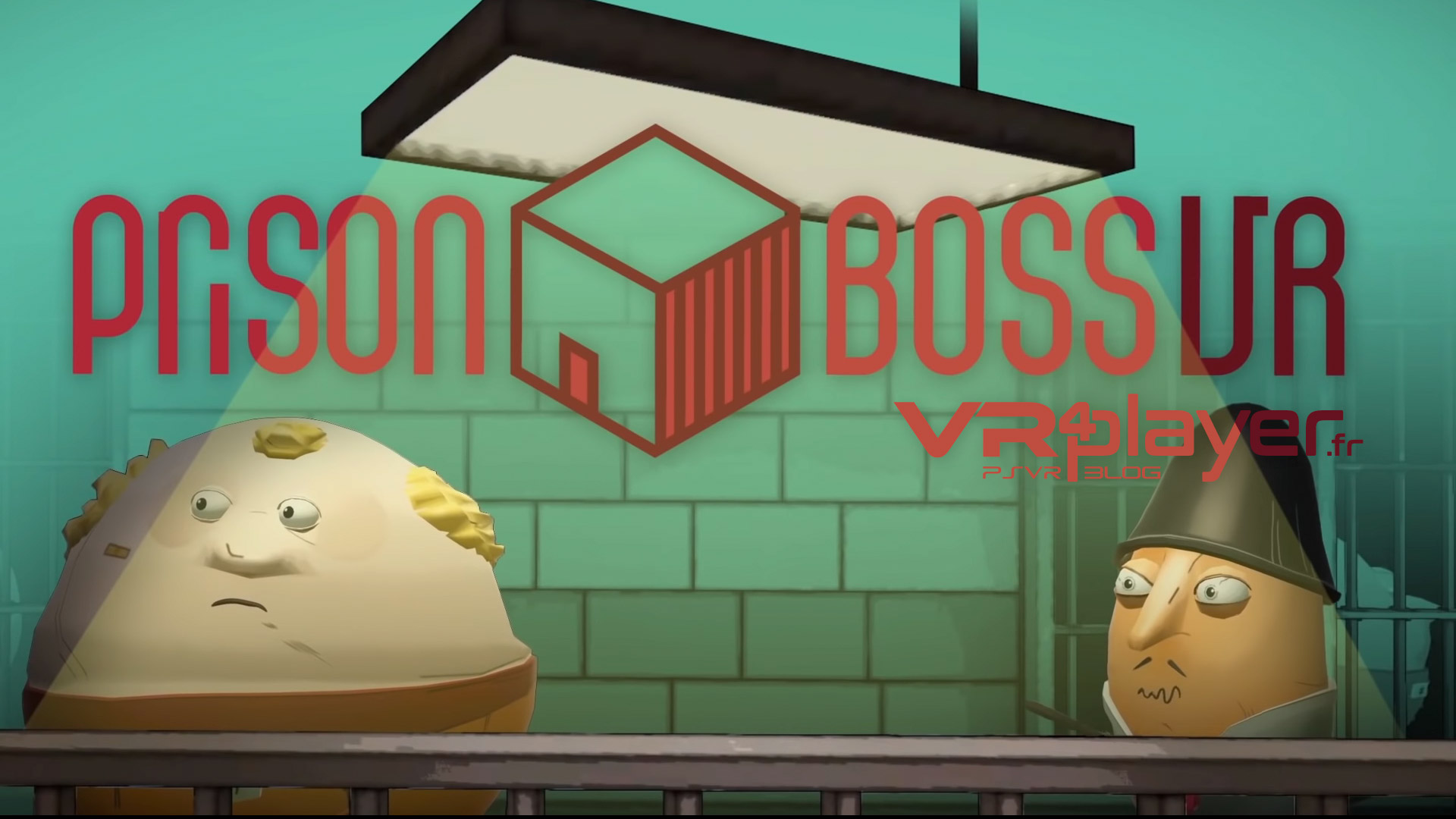 Prison Boss VR PlayStation VR PSVR VR4Player