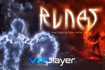 PlayStation VR : Runes The Forgotten Path en développement sur PSVR
