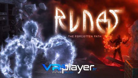 Runes The Forgotten Path en développement sur PSVR - vr4player.fr