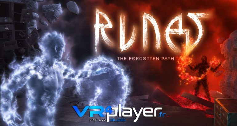 Runes The Forgotten Path en développement sur PSVR - vr4player.fr