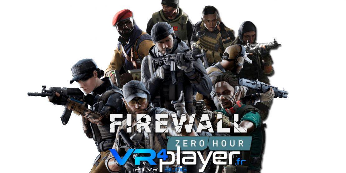 PlayStation VR : Firewall Zero Hour, le DLC 3 la semaine prochaine