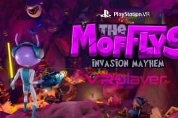 PlayStation VR : The Mofflys Invasion Mayhem en projet sur PSVR…