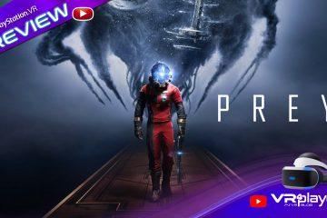 PlayStation VR : TranStar VR, l'expérience VR de Prey, nos impressions