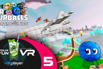 PlayStation VR : Autour d'un VR 5, Le Podcast VR4player – VR Furballs