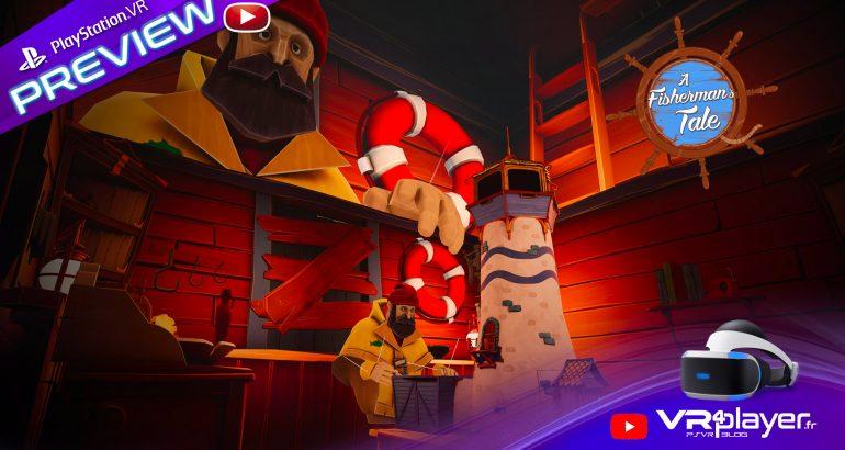 A Fisherman's Tale disponible bientôt sur PlayStation VR PSVR VR4player.fr