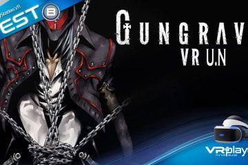 PlayStation VR : Gungrave VR U.N, on teste son style sur PSVR