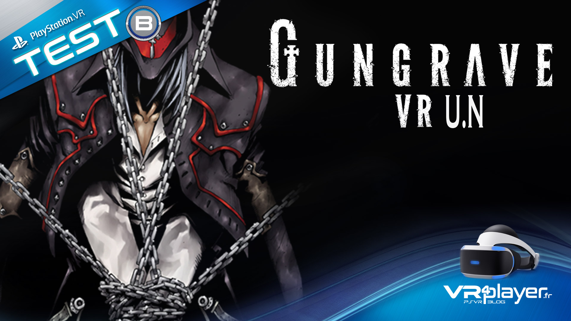 Test de Gungrave VR U.N sur PlayStation VR - vr4player.fr