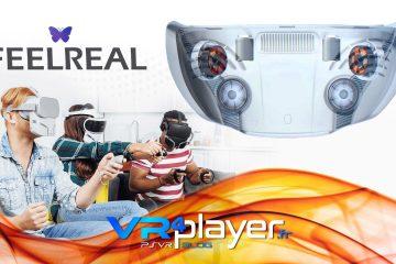 PlayStation VR : des vents de FeelReal sur PSVR …