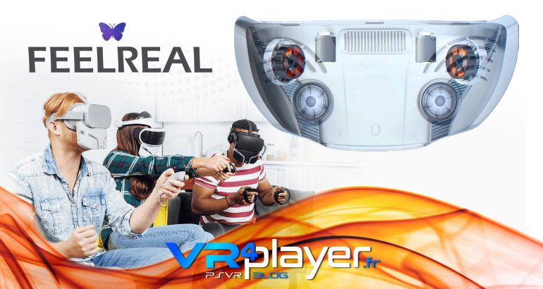 Des vents de FeelReal sur PSVR - vr4player.fr
