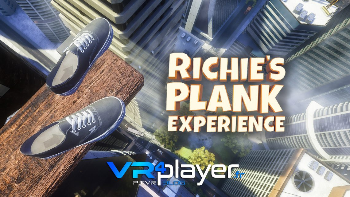 Richie's Plank Experience PSVR test VR4Player