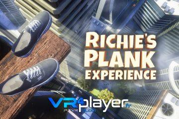 PlayStation VR : Richie's Plank Experience, qui a le vertige sur PSVR ?