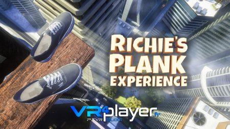 Richie's Plank Experience la semaine prochaine sur PSVR - vr4player.fr