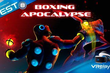 PlayStation VR : Boxing Apocalypse, test d'un jeu PSVR qui porte bien son nom