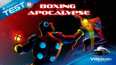 Boxing Apocalypse Test VR4player