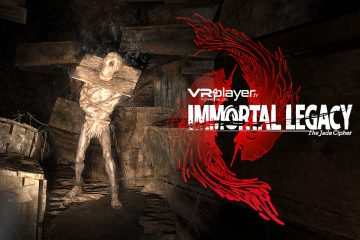 PlayStation VR : Immortal Legacy le 20 mars sur PSVR !