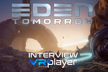 PlayStation VR : EDEN Tomorrow, l'interview exclusive de Soulpix