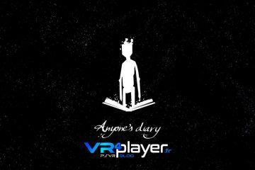 PlayStation VR : Anyone's Diary, un voyage introspectif sur PSVR
