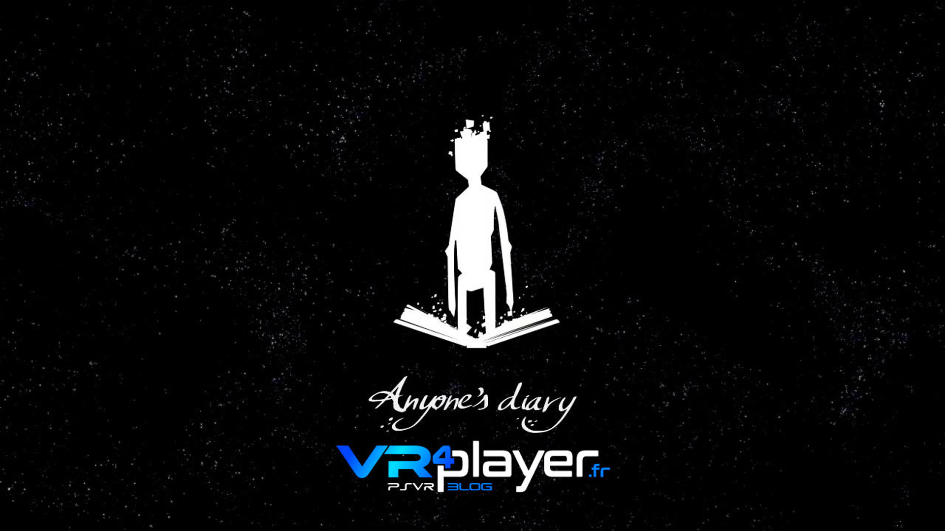 Anyone's Diary sur PlayStation VR, PSVR, VR4player.fr