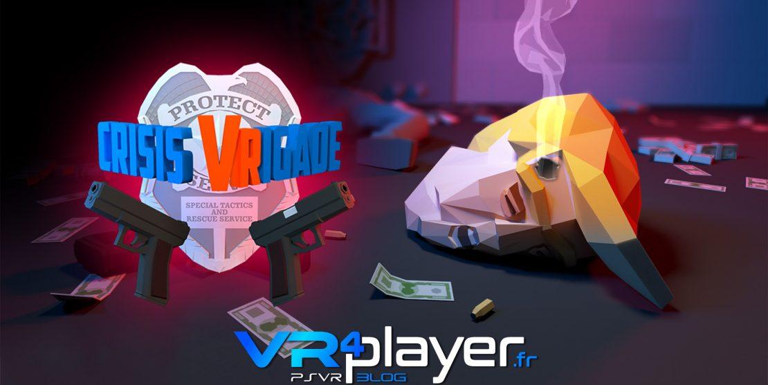 PlayStation VR : Crisis VRigade, la fusion de Bad Boys et Time Crisis en approche