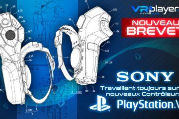 PlayStation VR : PS Move 2, un nouveau Brevet Sony plutôt intéressant !