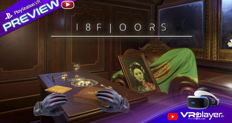 18 floors psvr vr4player.fr