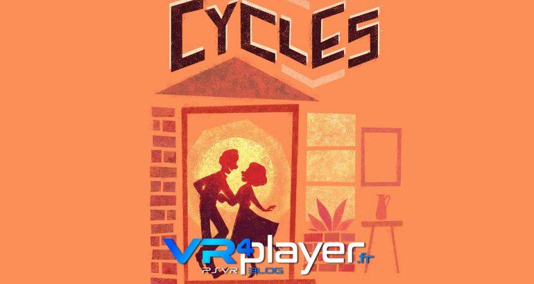 Après Cycles, un court-métrage VR top secret par Disney vr4player.fr