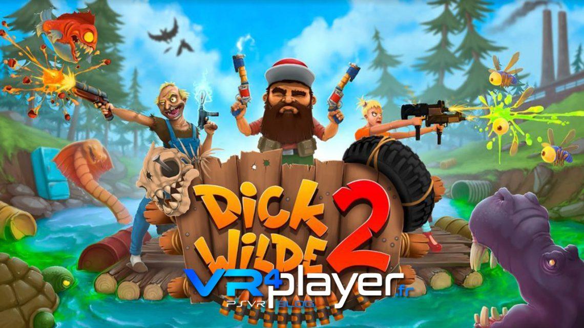 Dick Wilde 2 en février sur PlayStation VR vr4player.fr