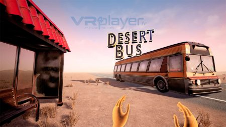 Desert Bus VR PSVR PlayStation VR VR4Player