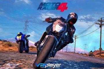 PlayStation VR : Moto Racer 4 vaut-il le coup sur PSVR ?