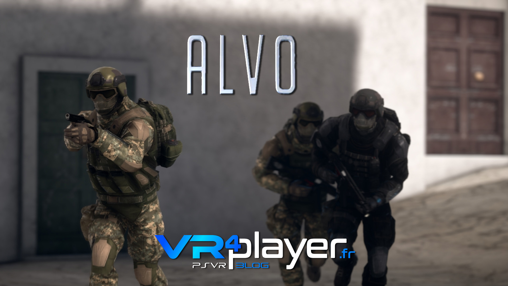 ALVO annulé sur PLayStation VR - vr4player.fr