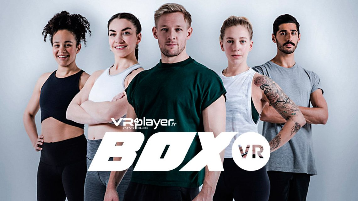 BoxVR PlayStation VR PSVR VR4Player
