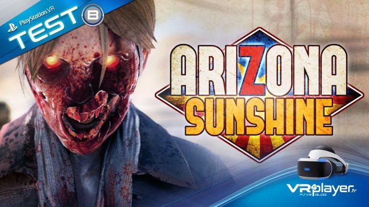 test arizona sunshine vr4player.fr