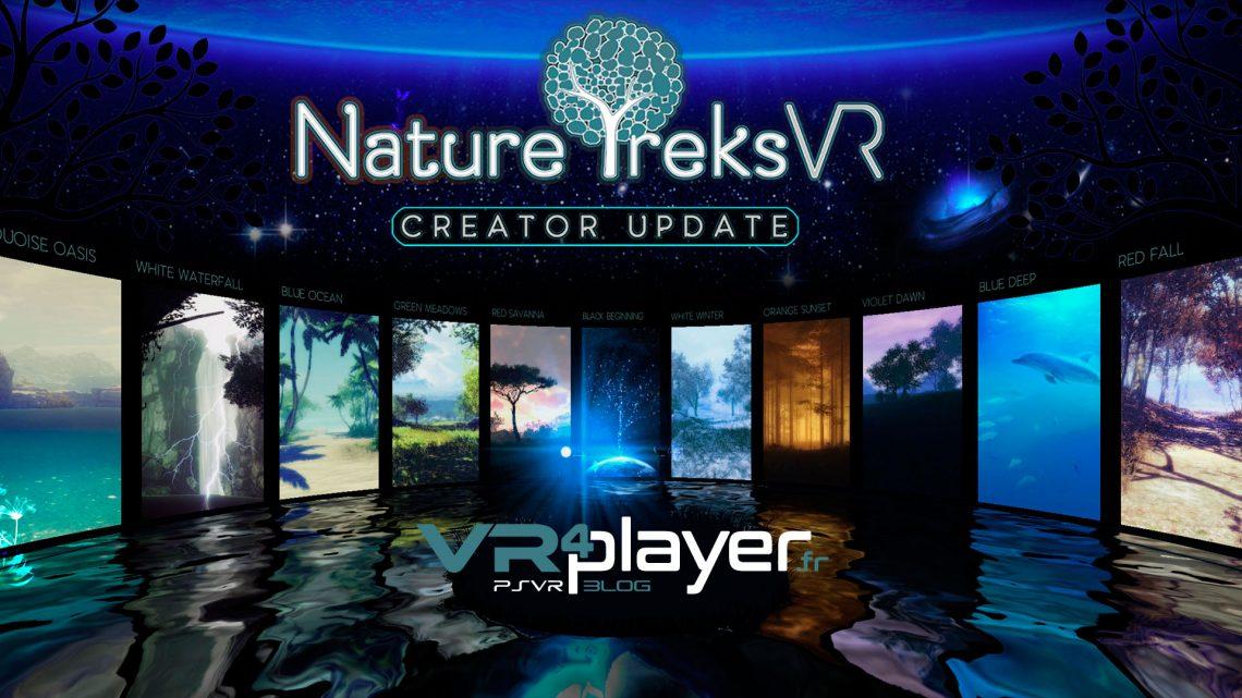 Nature Treks VR PSVR PlayStation VR VR4player